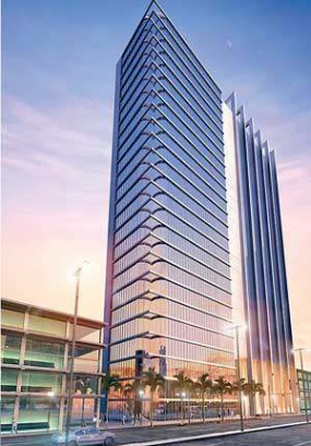 Renuka Tower project at Galle Face Terrace to begin in 2015