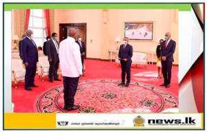 , High Commissioner Kananathan presents Credentials in Uganda, Indian & World Live Breaking News Coverage And Updates