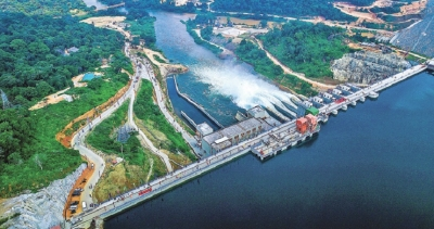 President to open sluice gates today