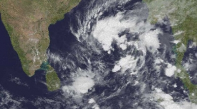 Advisory on 'GAJA'  severe cyclonic storm
