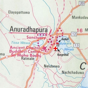 Anuradhapura Public Fair to be developed