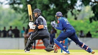 New Zealand wins T20 warm-up