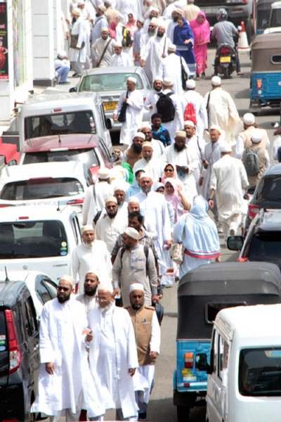 Thousands of Bohra people here for religious event