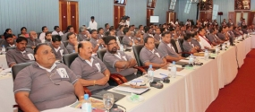 President Chairs Special Workshop in Beruwala for Govt. Ministers and MPs