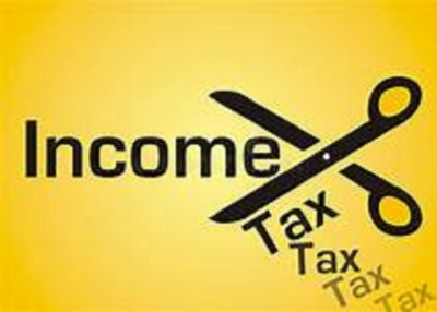 Income tax rate reduced from 24 percent to 18 percent