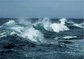 Northern sea area likely to be rough