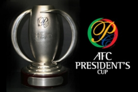 AFC PRESIDENTS CUP - SRI LANKA 2014