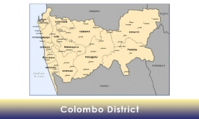 Colombo District land price increased by 12.6 p%