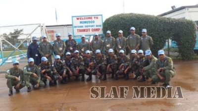 Report On Deploying SLAF MI - 17 Helicopters at South Sudan