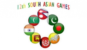 12th South Asian Games to be held in India from 5-16 February