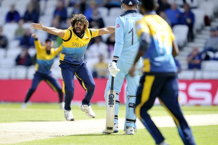 A shade Slinger Malinga never sights