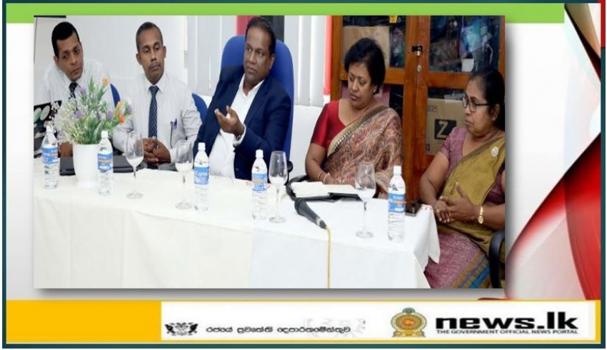 Encourage inventions that strengthens GDP - State Minister Thilanga Sumathipala.