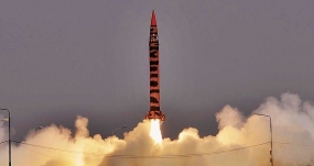 Pakistan successfully test-fires Hatf IV Ballistic Missile