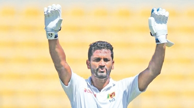 Thirimanne, Samarawickrama recalled; Dimuth made vice-captain