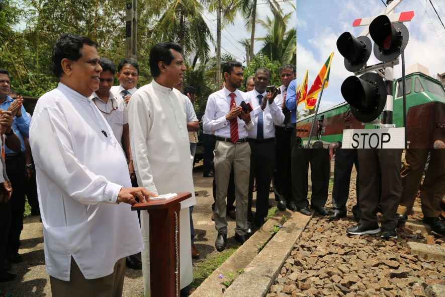 Rs.25, 000 fine for violating level crossing signals