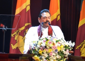 President Rajapaksa cautions of dangerous trends to Asian Community