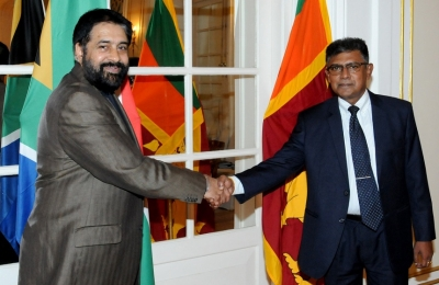 SRI LANKA- SOUTH AFRICA PARTNERSHIP FORUM HELD IN COLOMBO