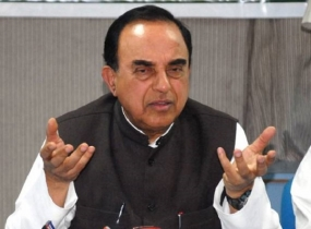 Foreign affairs is the domain of the Centre, not a State subject - Dr.Swamy