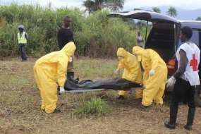 Ebola death toll risen to 5,147 out of 14,068 cases