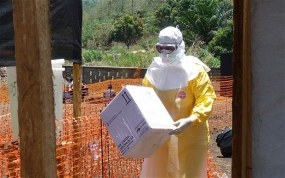 "Ebola outbreak in West Africa is ""unprecedented"""