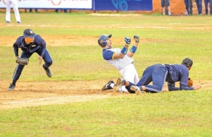 Sri Lanka edge out India in West Asia Baseball Cup opener