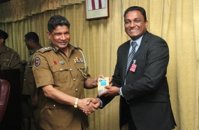 SLT Group empowers SL Police  total communication solution