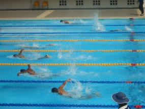 Sri Lanka Schools All Island-Age Group Aquatic Championships–2015