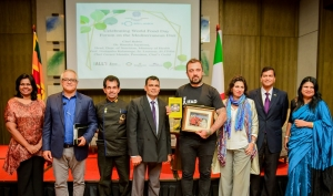 Italian Celebrity Chef to support Sri Lanka Tourism