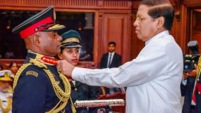 President presents Vishishta Seva Vibushana