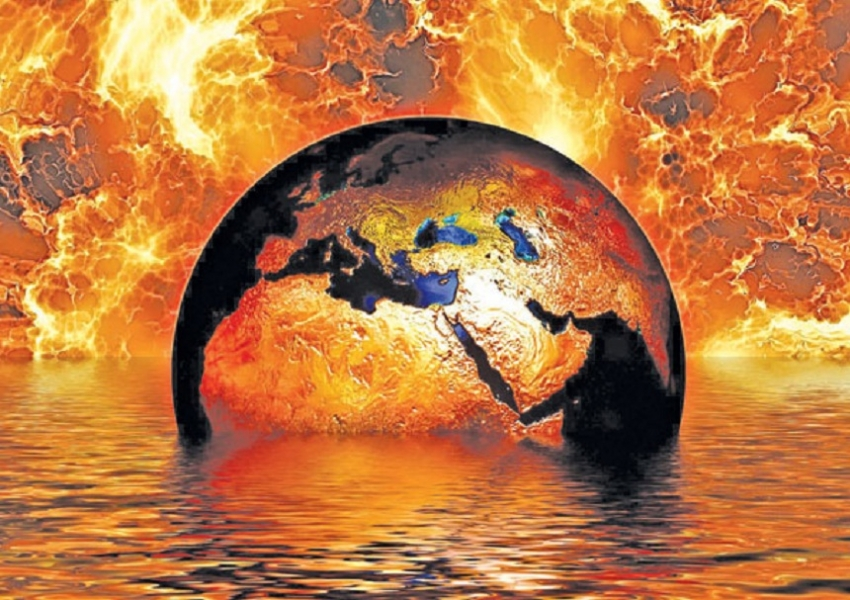 Nobel Prize for climate catastrophe