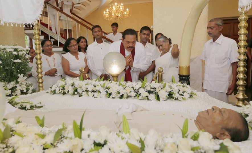 President pays last respects to Founder of  Dasa Group
