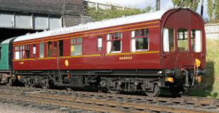 Thirty dilapidated carriages to be put into service