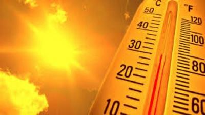 Heat weather warning for Gampaha and Colombo