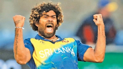Wisden names Malinga as 'king of T20 fast bowling'