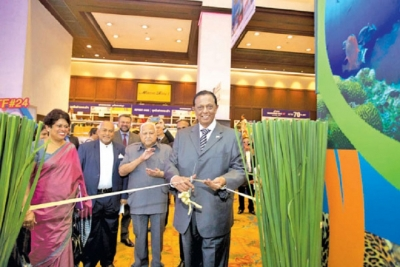 Sri Lanka participates at Thai Travel Fair
