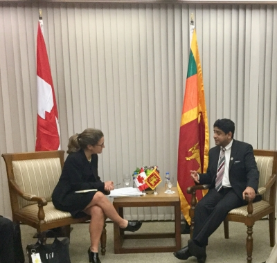 Sri Lanka – Canada bilateral relations reinvigorated