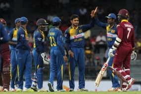 West Indies signs off with consolation victory