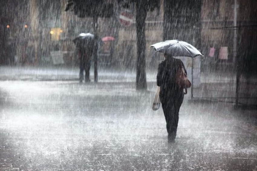Showery condition to enhance most parts of the island