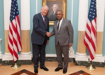 Finance Minister meets US under Secretary in Washington