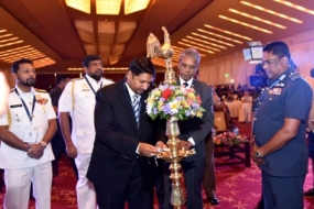State Minister graces 'Colombo Air Symposium'