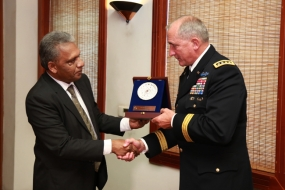 USARPAC delegation calls on Secretary