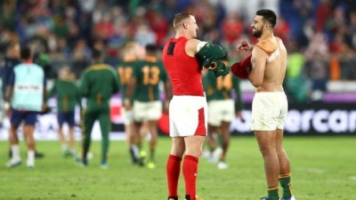 Semi-final heartache and facing All Blacks