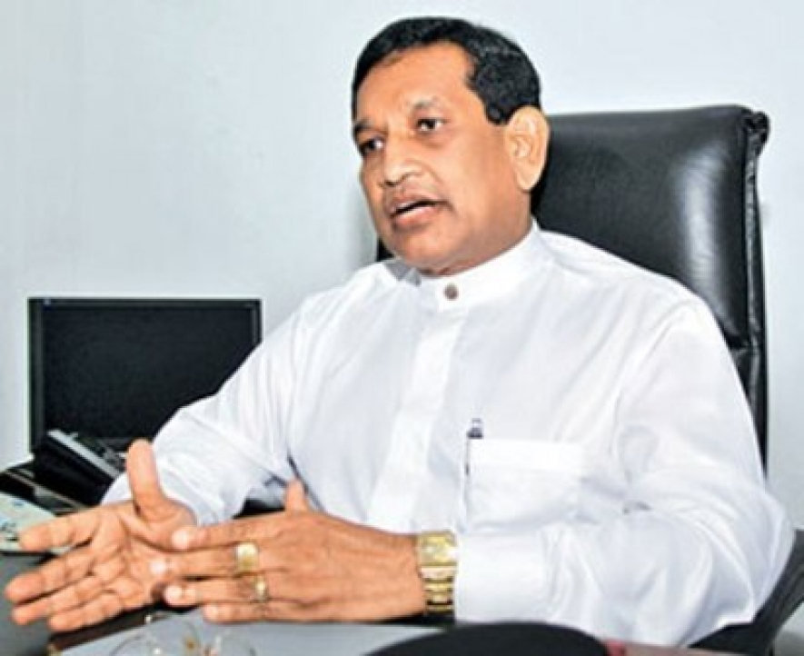 Nobody in Sri Lanka is connected to ISIS - Minister Senarathne