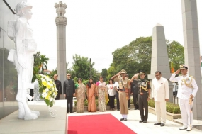 69th Independence Day of India Celebrations in Sri Lanka