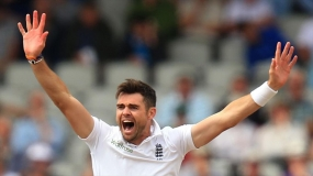 James Anderson: I can still get better after breaking record