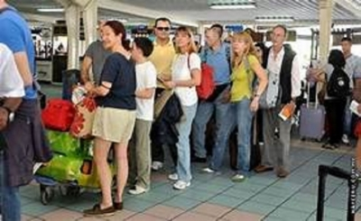 Tourist arrivals picking up