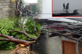 Storm leaves 7 dead, 5 missing and 20,000 affected