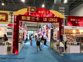 Participation of Sri Lankan SME's at Trade Fairs in Southern China