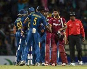 Sri Lanka win first T20 by 30 runs against West Indies