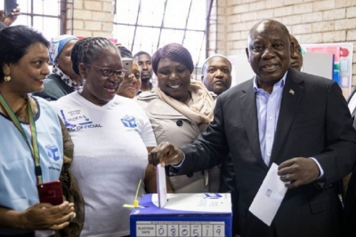 South Africa: ANC Wins Diminished Majority